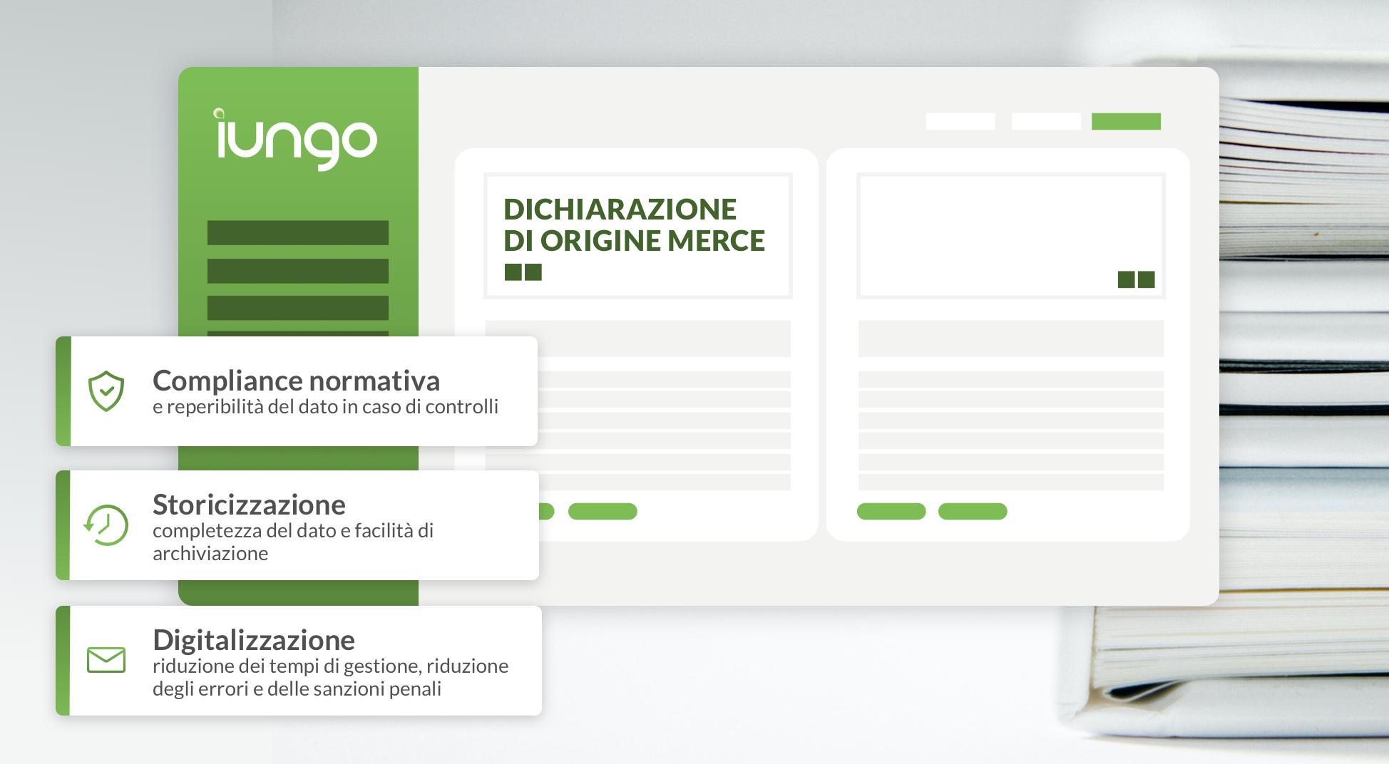 digitalizza dichiarazioni di origine